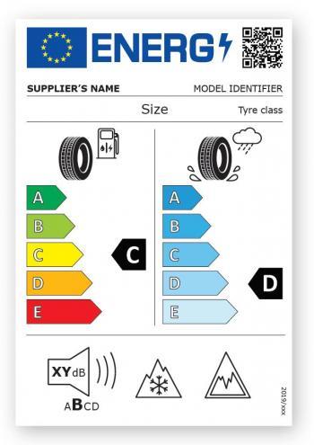 Nouveau label européen du pneu